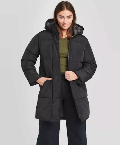 Black Friday, Target Winter Coats Ladies