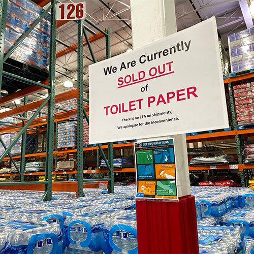 Costco Customers Report Empty Shelves Ahead Of The Holidays--This Is So Bad!