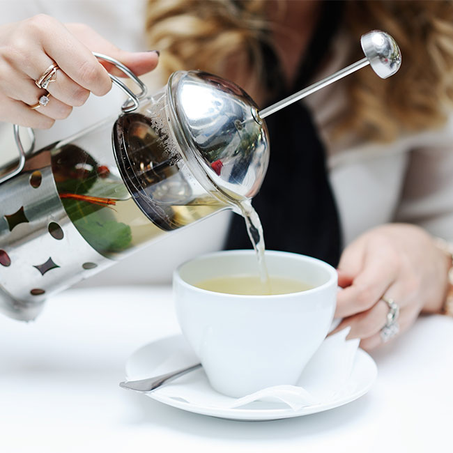 The One Hot Drink You Should Have Every Morning To Lose Weight By The Holidays, According To Experts: Green Tea