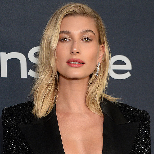 Your Jaw Will Drop When You See This High Slit Dress Hailey Bieber Just Wore--Justin Can't Get Enough!