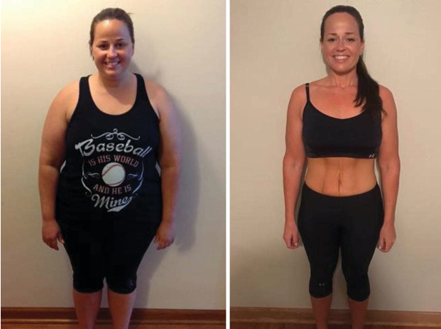 This Mother Lost Over 100 Lbs. Never Went For A Single Run--Here's What She Does Instead!