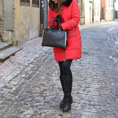 Presenting The Perfect Puffer: This Cozy Puffer Coat Will Keep You Warm This Winter While Looking Fabulous