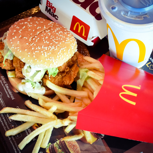 The Shocking Reason You Should Never Order A McDonald's Chicken Sandwich