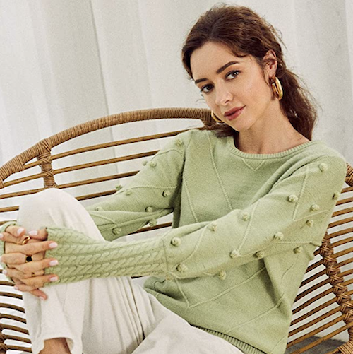 This Super Comfy Sweater Is Totally Zoom-Worthy
