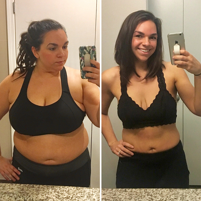 Alexandra Lost Nearly 100 Pounds By Changing Her Mindset Around Eating--Here's How She Did It!