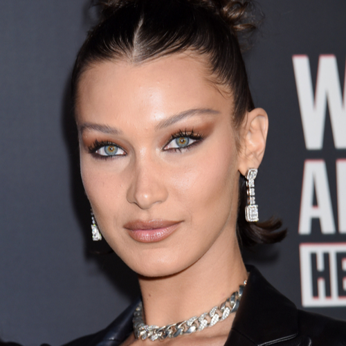 Bella Hadid Just Wore The Most Revealing Backless Dress For 'Vogue'--We're Speechless!