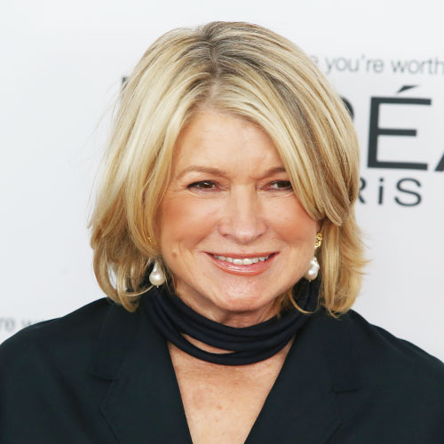 Martha Stewart Just Chopped Off All Of Her Hair–See Her Shocking New Look!