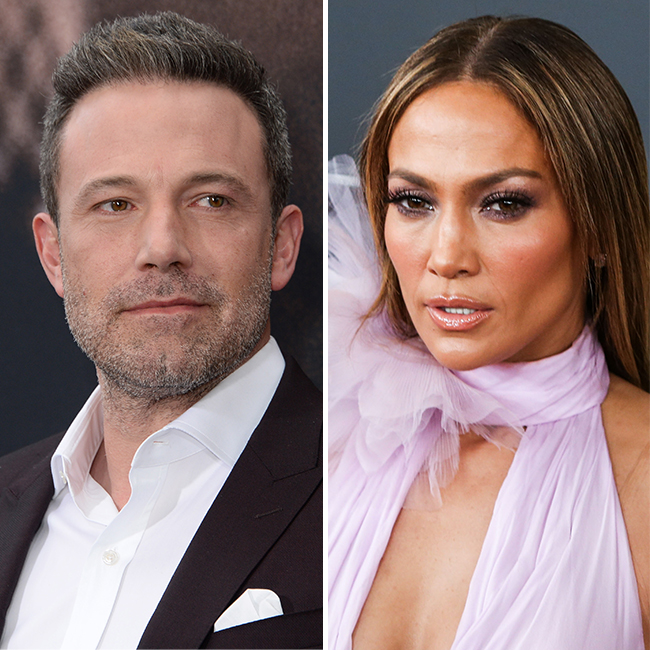Ben Affleck Just Dropped This Major Bombshell About His Relationship With Jennifer Lopez--We're Shocked!
