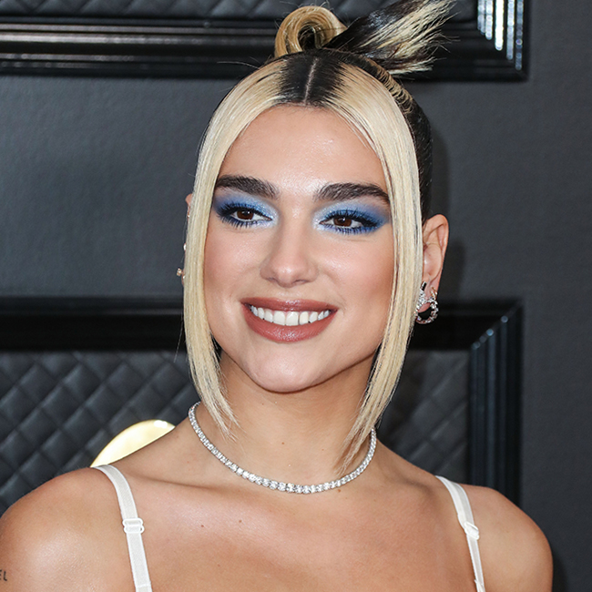Dua Lipa Just Wore The Sexiest Corset Dress For 'Jimmy Kimmel'—We're Blushing For Her!