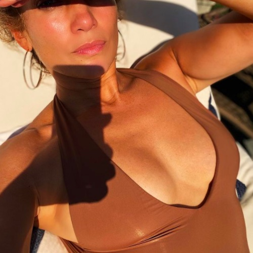 The Bizarrre One-Piece Swimsuit Trend That's Actually So Sexy