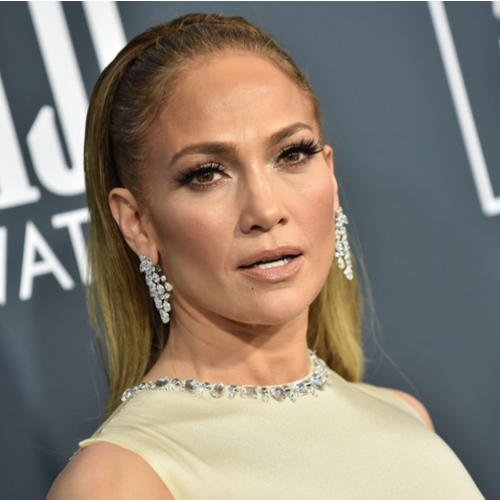 Jennifer Lopez Just Wore A Sheer Bodysuit For 'Elle' Magazine--Did We Mention It's All Lace?