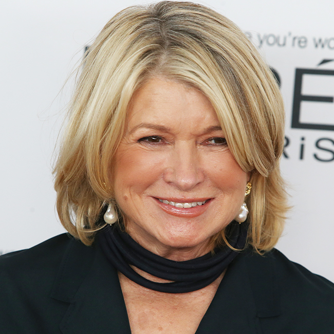 Martha Stewart Looks SO Different Now--What Did She Do To Herself?!