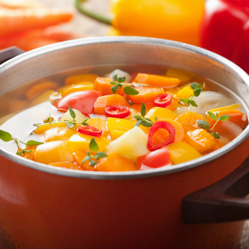 4 Metabolism-Boosting Soups You Should Start Eating This Week To Lose Weight By Spring