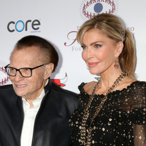 We Cannot Believe What Larry King's Wife Just Revealed--We're In Shock!