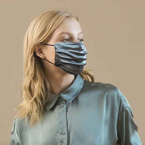 My New Favorite Mask That I Wear All The Time--Stylish, Light, Totally Breathable