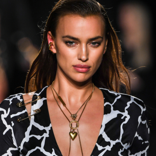 You Won't Believe The High-Slit Dress Irina Shayk Wore On 'Vogue'--Her Legs Look Unreal!