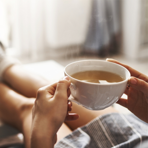 The One Tea You Should Be Drinking Every Morning To Beat Stress Inflammation