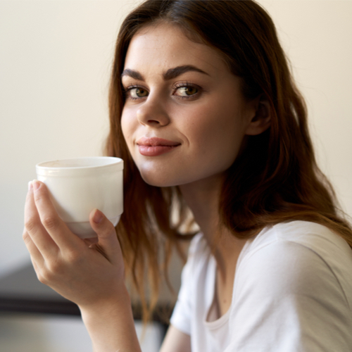 The One Tea You Should Be Drinking Every Morning to Promote New Hair Growth