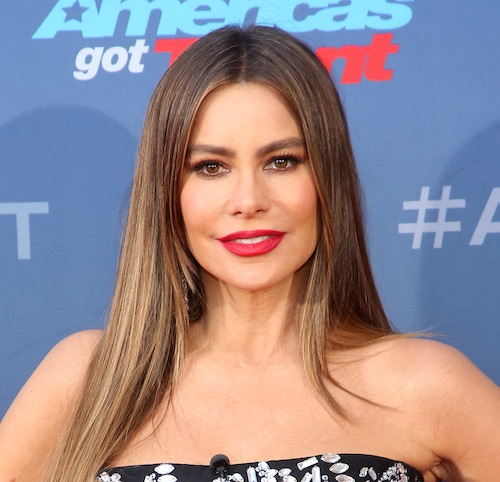 Just When We Thought Sofia Vergara Couldn't Get Any Hotter, She Wore This Skintight Jumpsuit On The Red Carpet
