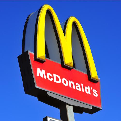 The Surprising Dessert You Shouldn't Eat At McDonald's (It's Over 1,300 Calories!)