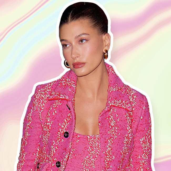 We Can t Get Over The Pink Bikini Hailey Bieber Just Wore On Instagram