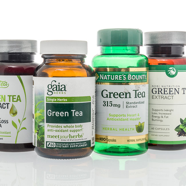 green tea extract best natural plant based supplement