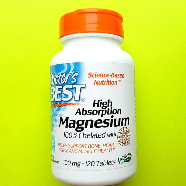 Magnesium is the best mood-enhancing vitamins