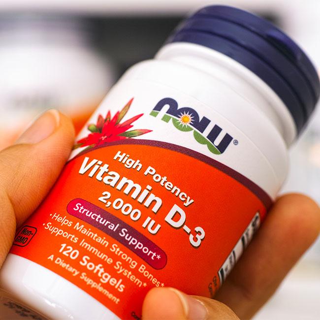 vitamin d best mood-enhancing vitamins