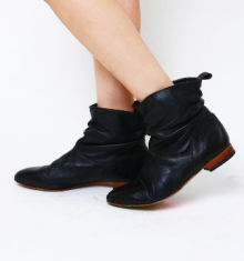 80s slouchy boots