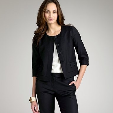 Black Dress Jacket - JacketIn