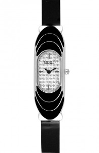 Badgley Mischka Deco Watch