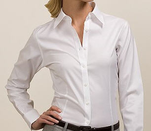 5 no fail pieces to make getting dressed in the morning easier for Non wrinkle dress shirts