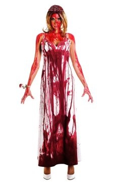 Carrie In Pig's Blood