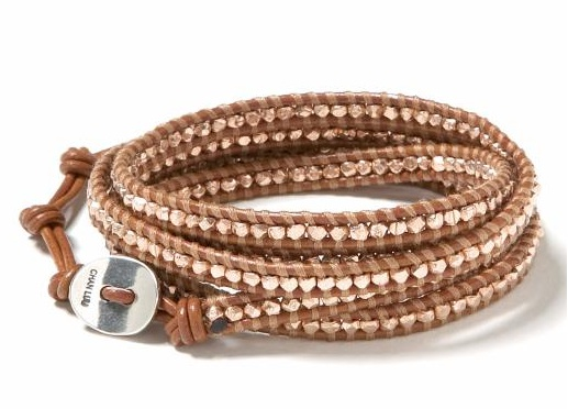Fashion Math Is A Limited Edition Chan Luu Wrap Bracelet Worth Over 200