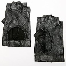 Deena and Ozzy Leather Gloves