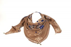 Hamsa scarf