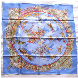 Fashion math youll wear grace kellys favorite hermes silk scarf a silk scarf for 350 is a bit pricey but we think its totally worth it check out the fashion math if youre still skeptical gumiabroncs Image collections