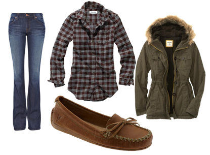 056a9e0cb87 Pocahontas Never Looked So Good  Two Clever Ways To Wear Moccasins