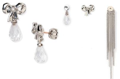 Juicy Convertible Earrings