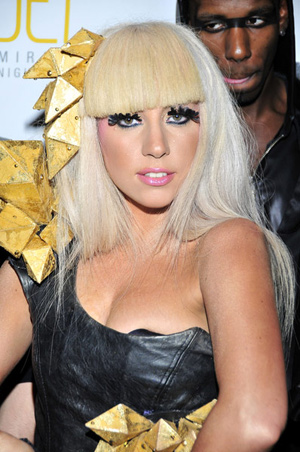 Lady Gaga starring in upcoming MAC Viva Glam AIDS Fund campaign