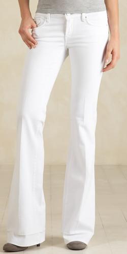 Osa White Jeans