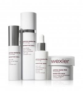 Patricia Wexler MD Sensitive Skin
