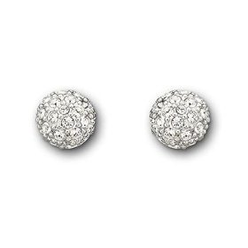Pave Earring Topearrings