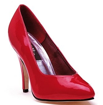 Sultry Red Pumps