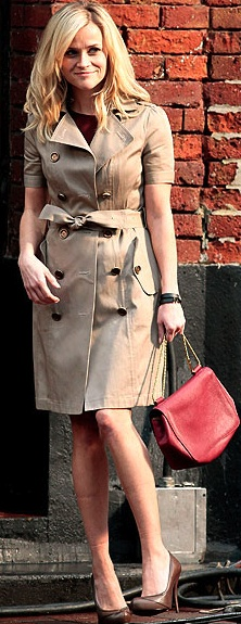 Leather Handbags - Reese Witherspoon