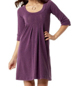 AGB scoopneck sweater dress