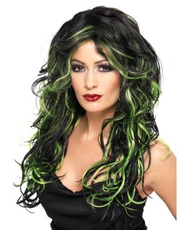 Green With Envy Wig
