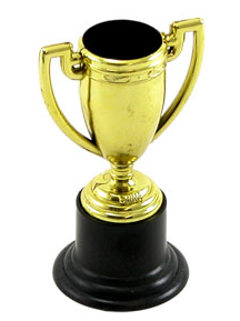 'Always a Winner' Trophy