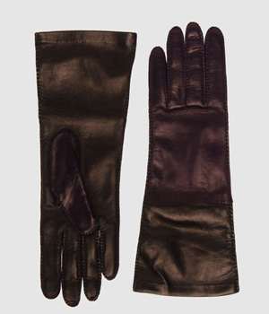 Prada lambskin gloves