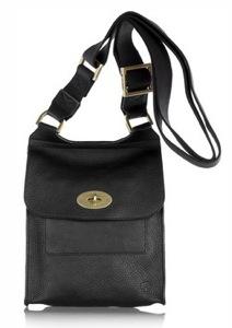 Mulberry 'Antony' Leather Crossbody Bag
